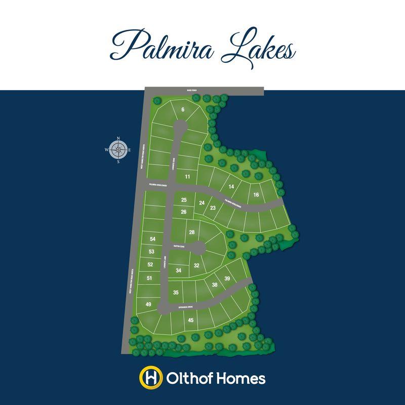 Palmira Lakes