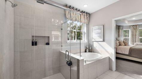 Apopka Model - Owners Bath 3