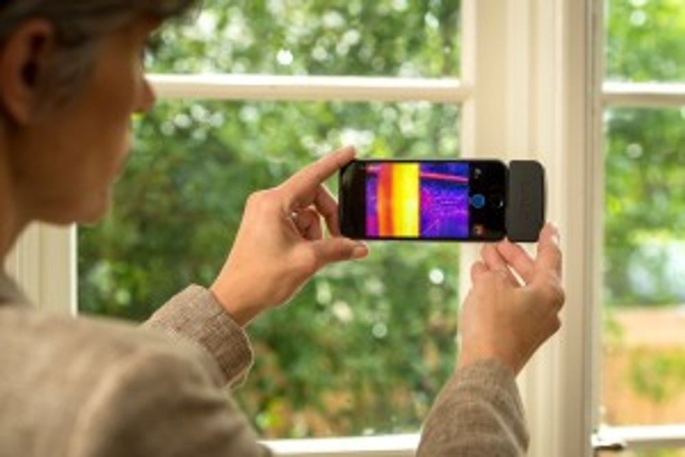 Infrared Smart Phone Technology