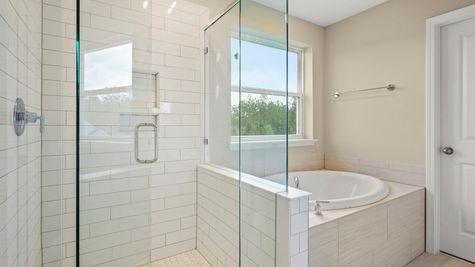 PV119 Fanning Owners Bath Shower - Garden Tub