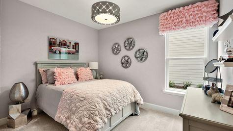 Apopka Model - Bedroom 2