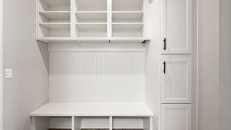 ML343 Monroe COII - Mud Room Cabinets 2