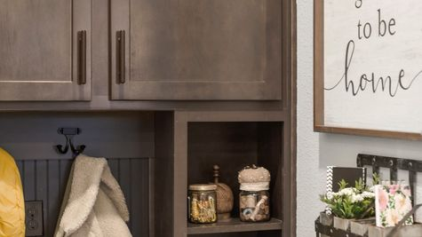 Gilchrist Mudroom Cabinets