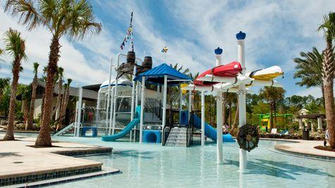 Splash WaterPark Kid's Area