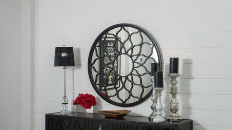 The Ellaville Model Home - Foyer