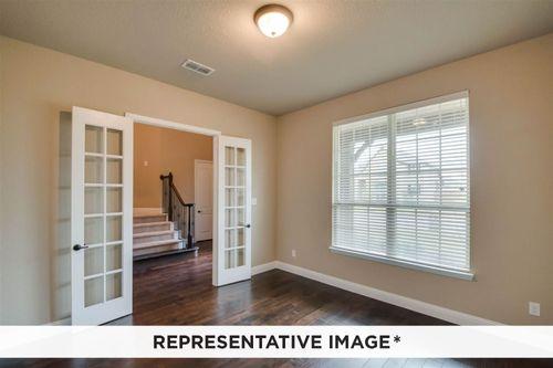 Cappella Floor Plan Representative Image