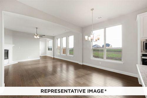 Minuet Floor Plan Representative Image