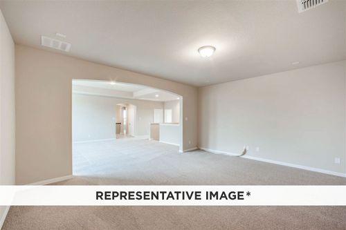 Interlude Floor Plan Representative Photo