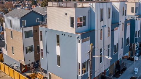 Live/Work Homes by Sage Homes Northwest