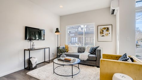 Living Room of 7626 6th Ave NW in Phinney Ridge by Sage Homes Northwest