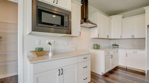 Kitchen of Juniper Ready Home