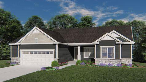 Holly Craftsman Rendering