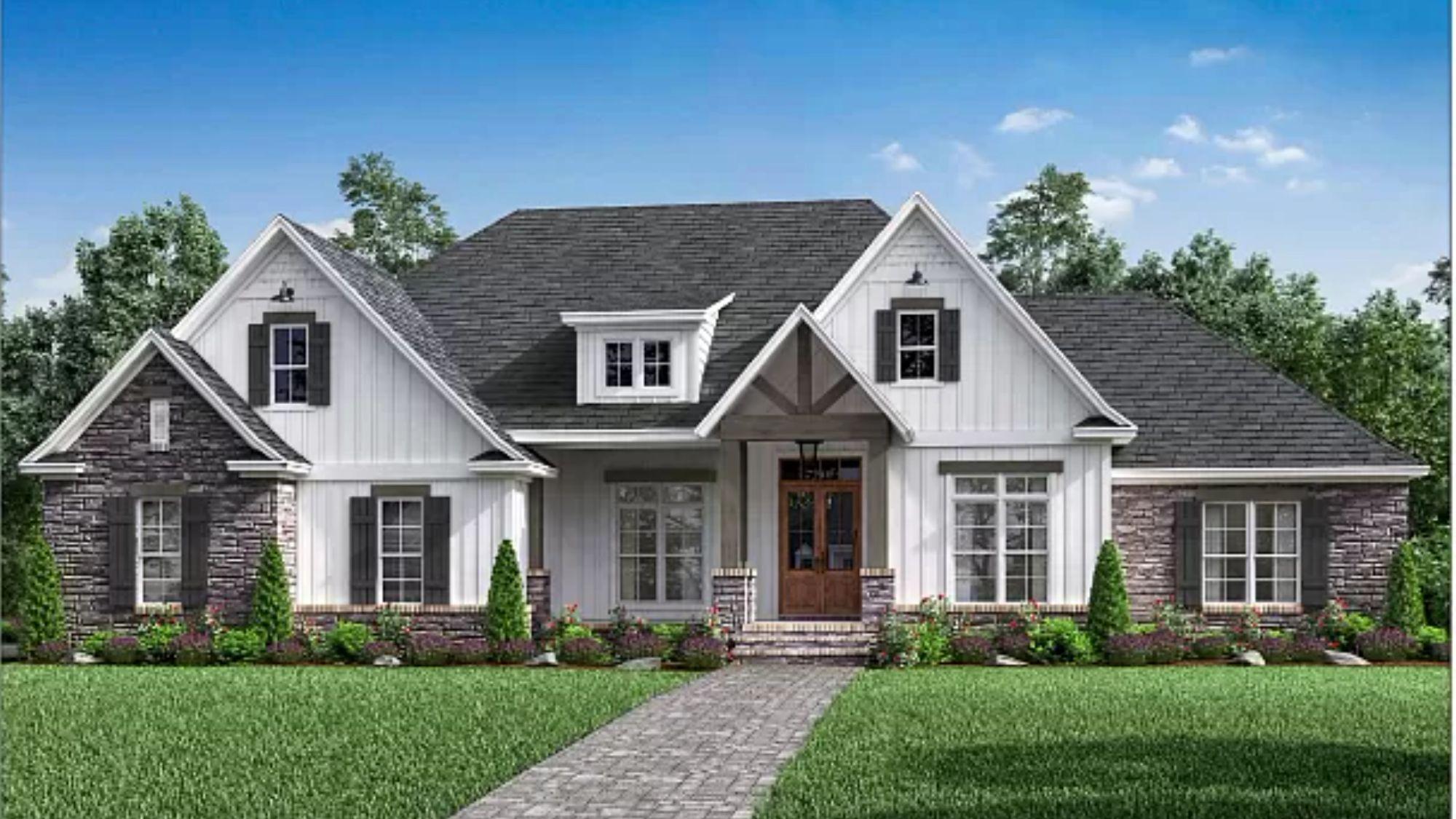 The Bb22854 Floor Plan Trinity Classic Homes