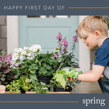 """<p>""""Spring adds new life and new joy to all that is."""" — Jessica Harrelson 