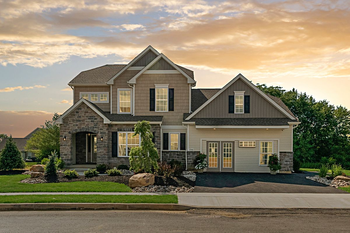 Millbrook Estates Homesites Selling In Lower Macungie
